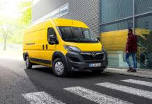 Opel e-Movano