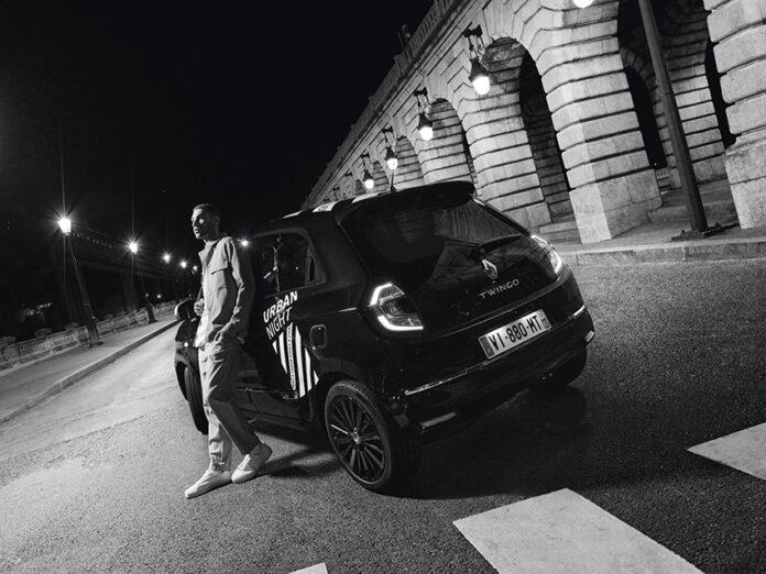 Renault Twingo Urban Night.