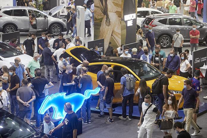 Automobile Barcelona 2021