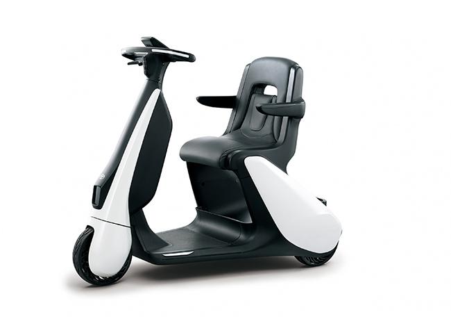 Toyota C+walkT  patienete electrico con asiento