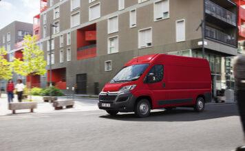 Citroën ë-Jumper