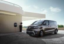 Toyota renueva la gama de la Proace Electric