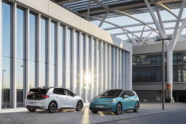 Volkswagen ID.3 2021 coche electrico